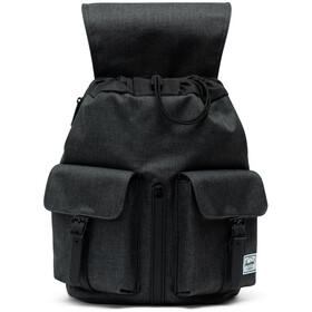 Herschel Dawson Small Plecak, black crosshatch